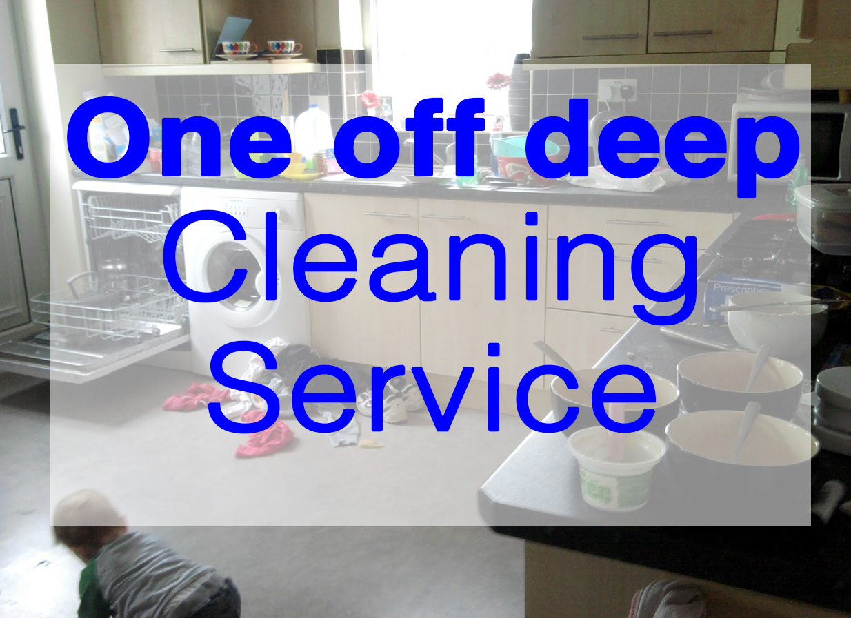One-off-deep-cleaning-service