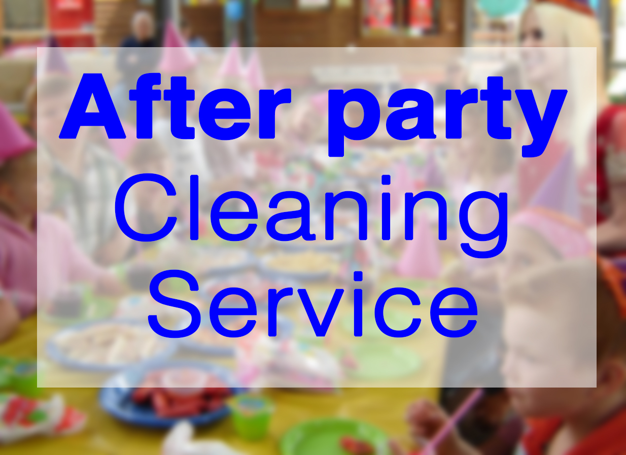 after-party-cleaning-glasgow